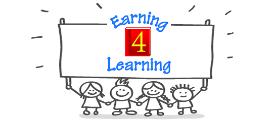 Earning 4 Learning Rewards Program